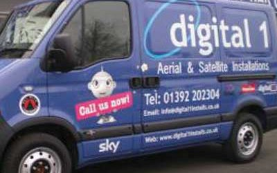 Vehicle Signwriting Exeter