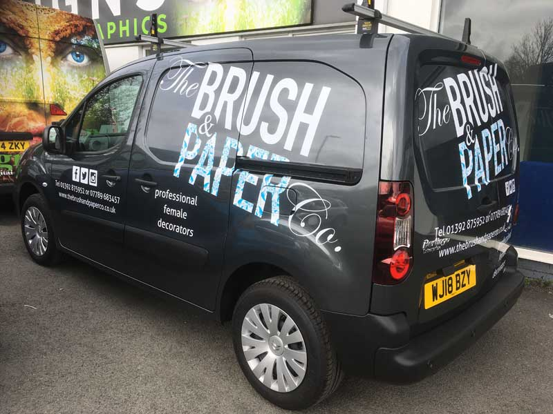brush-van