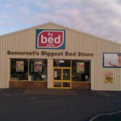 FW Bed Store, Taunton