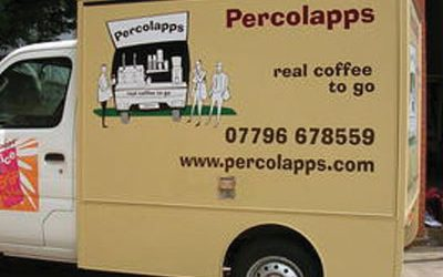 Mobile Coffee Vans