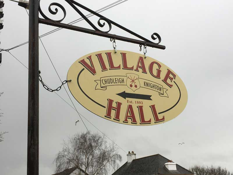 village-hall-sign