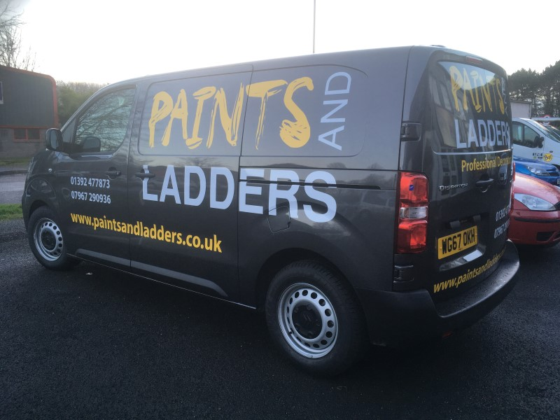 vehicle-graphics-paints-and-ladders