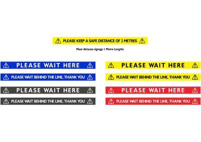 Wait-Here-Floor-Sticker-Strips