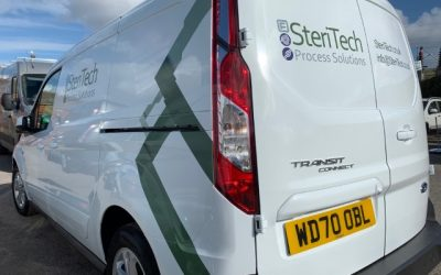 Vehicle Graphics for SteriTech